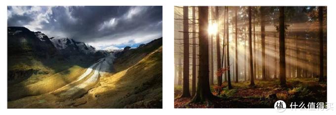 有明显明暗对比场景和逆光场景,评价测光就不适用了。(图片来自网络)