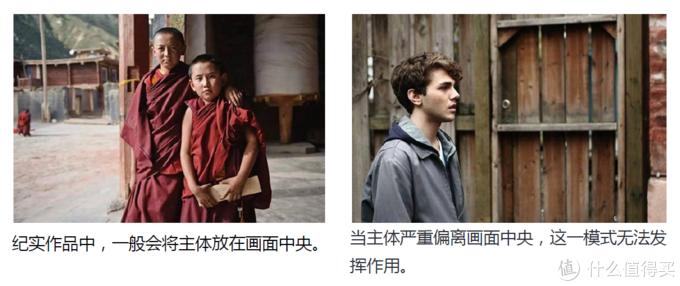 *适用环境:纪实作品和人物肖像等以中央构图为主的场景。(图片来自网络)