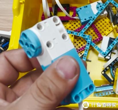 乐高教育SPIKE Prime科创套装评测【网易有道】