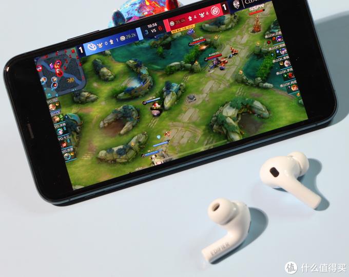 漫步者LolliPods Pro蓝牙耳机,38dB超强降噪媲美AirPods Pro?