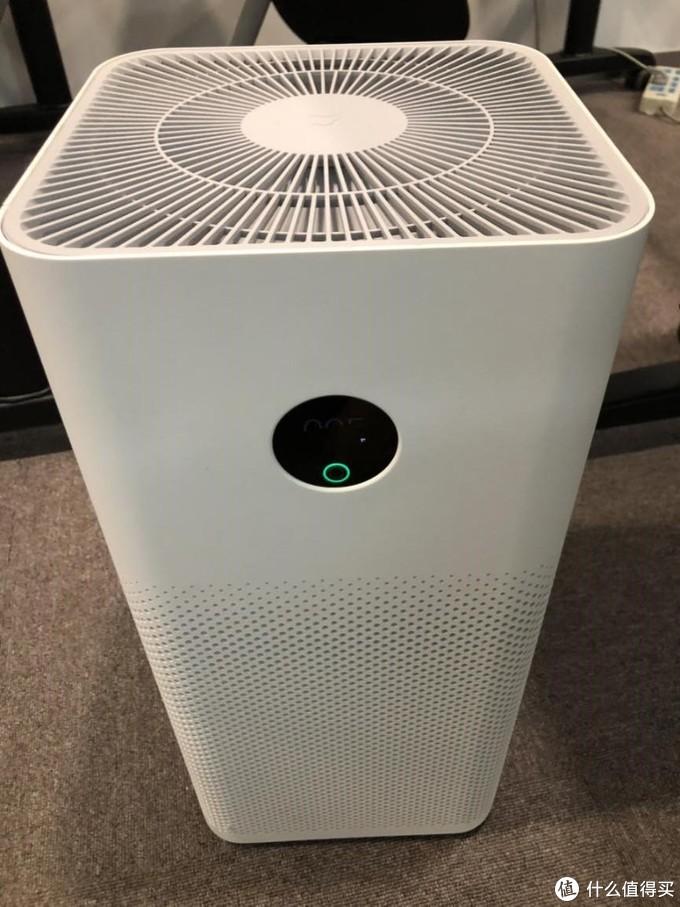 高效净化空气,米家空气净化器3,带来看得见的清新好空气