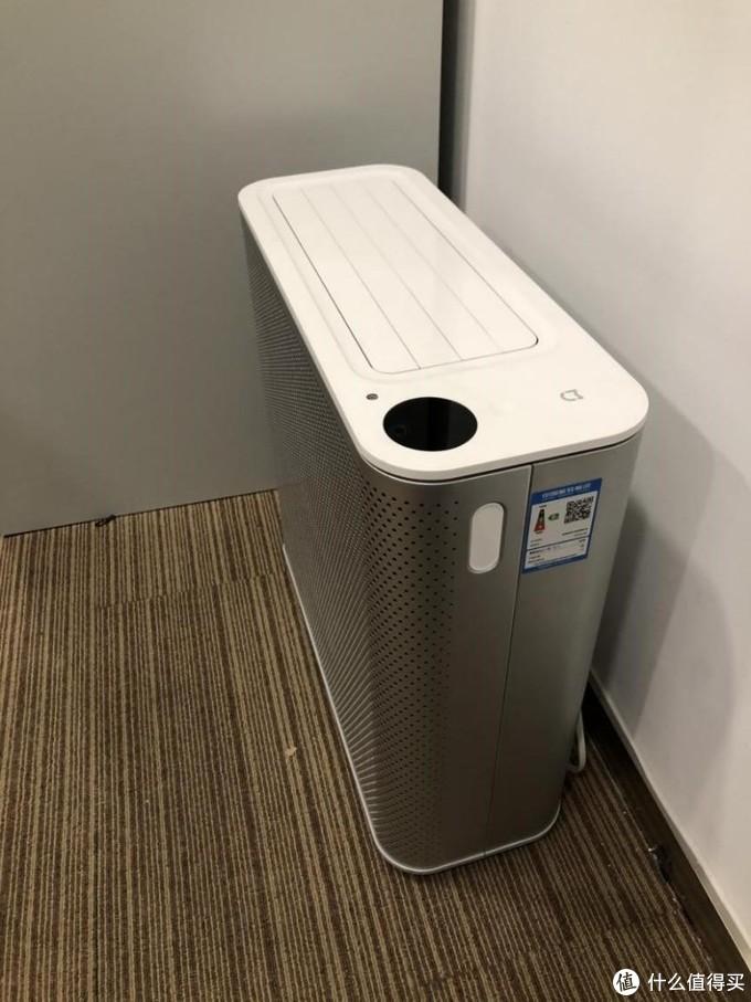 米家空气净化器X,高颜值强净化,让家中气态污染不再遁形