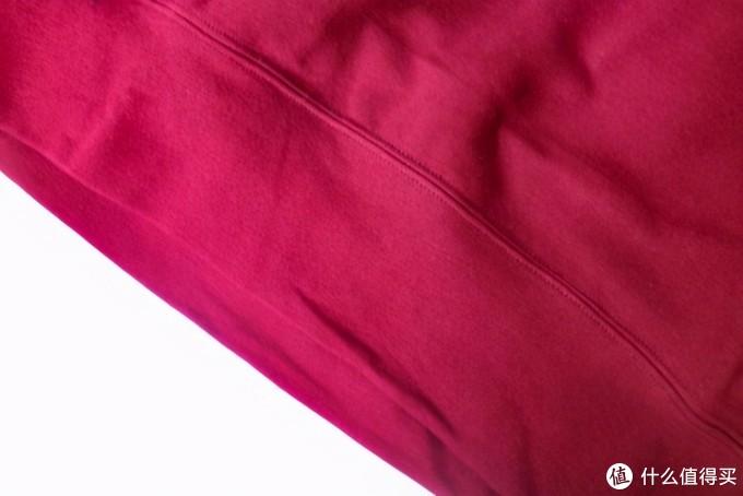 春天的睡衣,选了薄而暖的优衣库高弹力亨利领