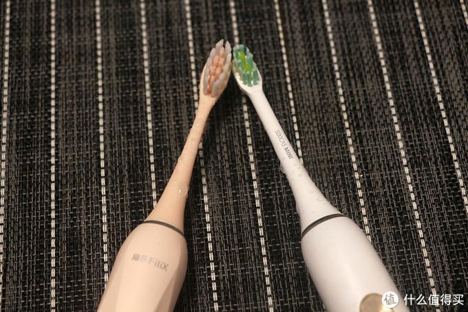 清洁时还要考虑低损伤——扉乐Major电动牙刷 使用体验