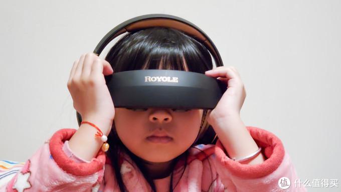 柔宇MOON,800元的的800英寸大屏,Ta香不香?——我的VR头显之路(上集)