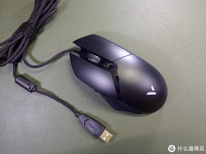 价好体验优的游戏电竞鼠标-雷柏VT30幻彩RGB游戏鼠标体验