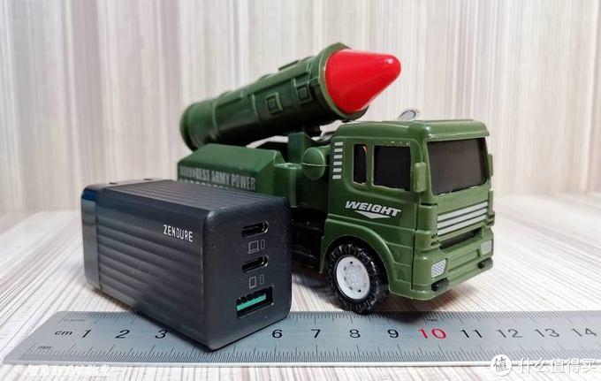 "❤EDC减重计划❤战术""小核弹"":征拓SuperPort S3二代氮化镓充电器体验报告"