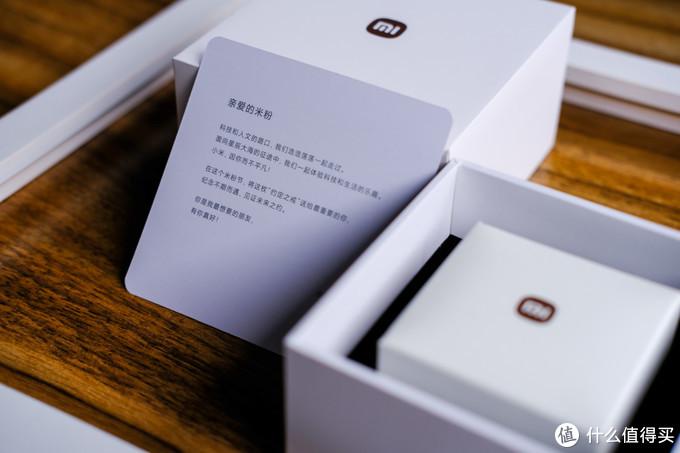小米米粉节定制新品开箱:纯银打造,全球限量1万枚