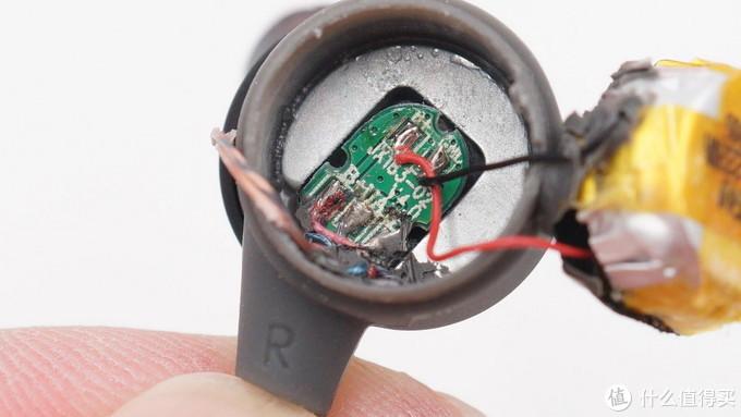 拆解报告:AUKEY傲基 Key Series B60 颈挂式蓝牙耳机