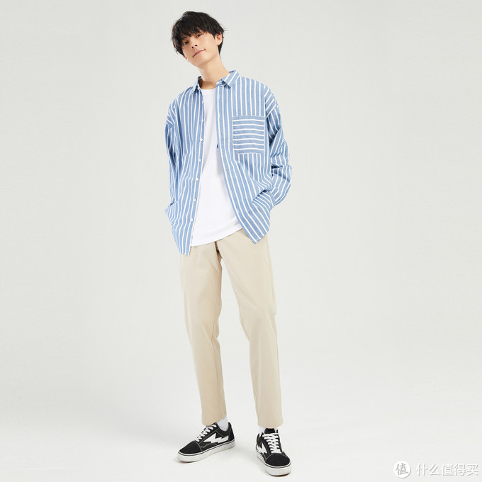 国产平价男士衬衫,耐穿有型百搭好看~【内附百元推荐清单】