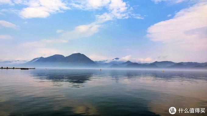 皖南太平湖风光