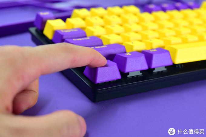 达尔优紫金轴要出了,我的A87紫金版机械键盘不香了