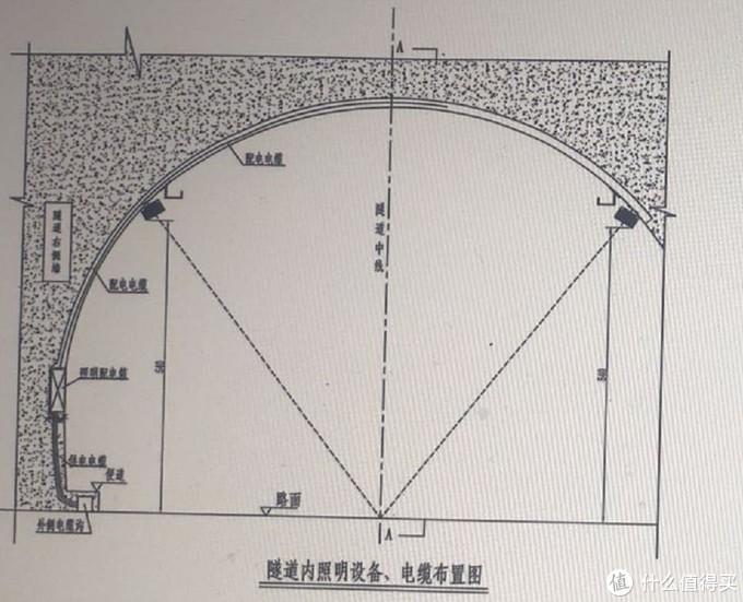 隧道灯打孔,代替人工打孔的方案,简易打孔设备