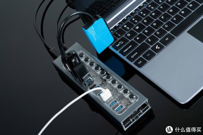 工业级群控,奥睿科星耀多口USB3.0分线器