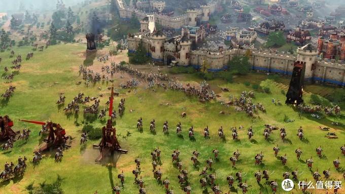 重返游戏:Xbox将于4月11日0点举行《帝国时代4》前瞻发布会
