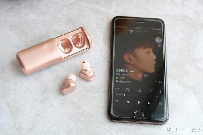 静听音质 自由随行——柔宇RoPods 真无线蓝牙耳机