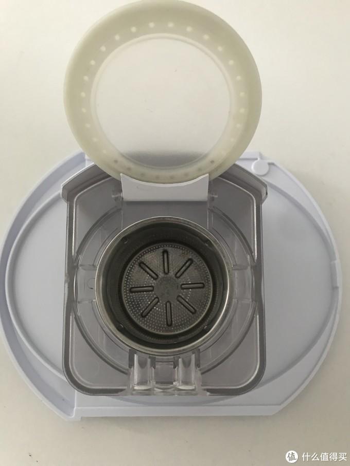 CUK面膜机的搅拌仓