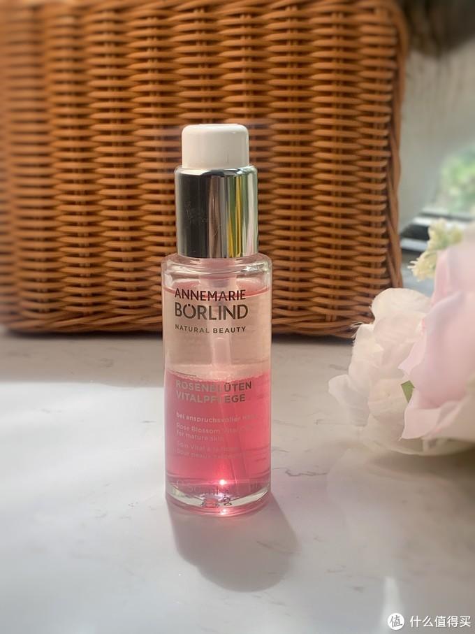 高保湿不油腻的提亮舒缓精华,安娜柏林玫瑰蜜