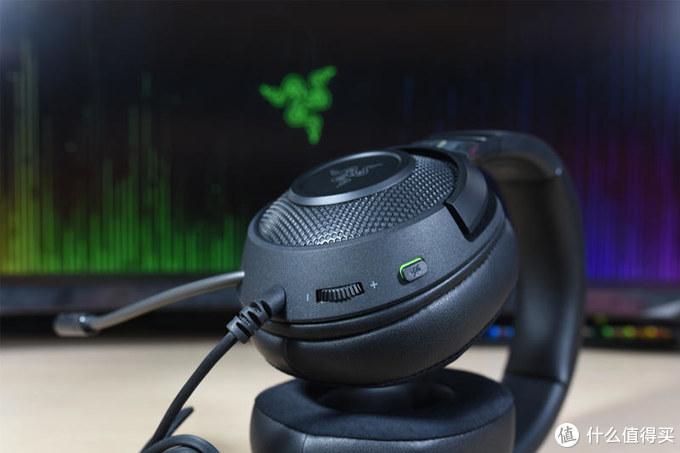 视声双觉输入,7.1声效听了就不想拿掉-雷蛇北海巨妖V3X