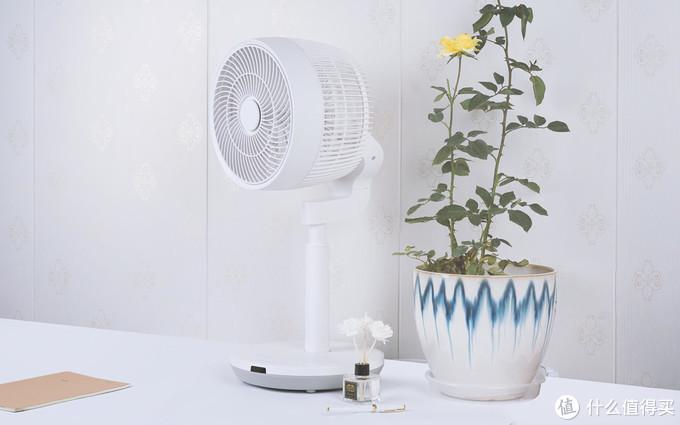 年轻人第一台的空气循环扇,舒乐氏3D季风空气循环扇体验!