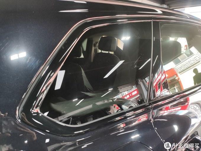 20款21款新途锐改双层玻璃,驾乘降噪更舒适
