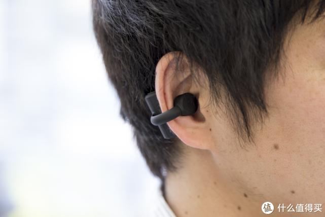 解锁日本新潮耳机:earsopen逸鸥真无线骨传导蓝牙耳机