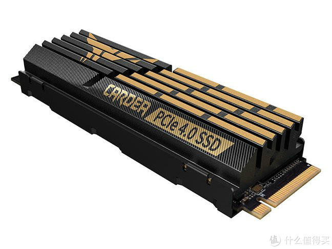 十铨发布T-FORCE CARDEA A440 PCIe 4.0 SSD,读速达7G/s
