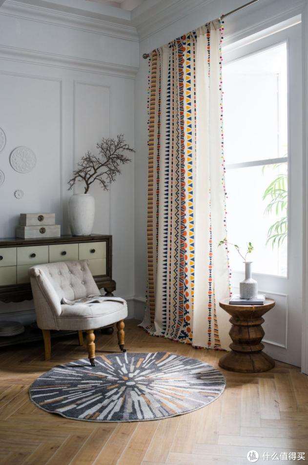7家值得收藏的窗帘挂饰源头工厂店合集, 窗帘, 地毯, 装饰画,挂件都有,就等你了