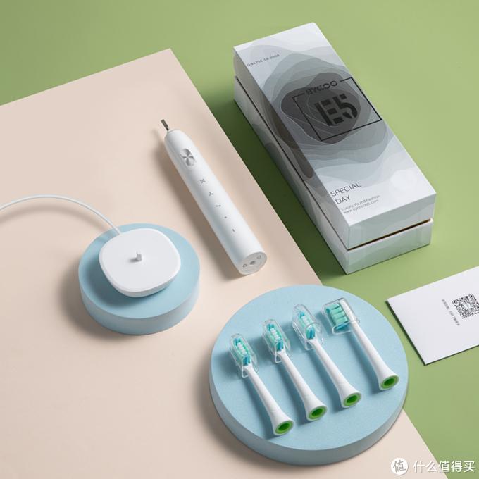 电动牙刷哪个清洁效果好? BYCOO E5专业深度洁牙护齿