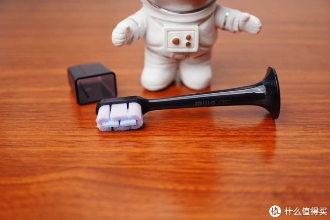 洁牙有效更有度、无级调速还好玩?米家声波电动牙刷T700测评