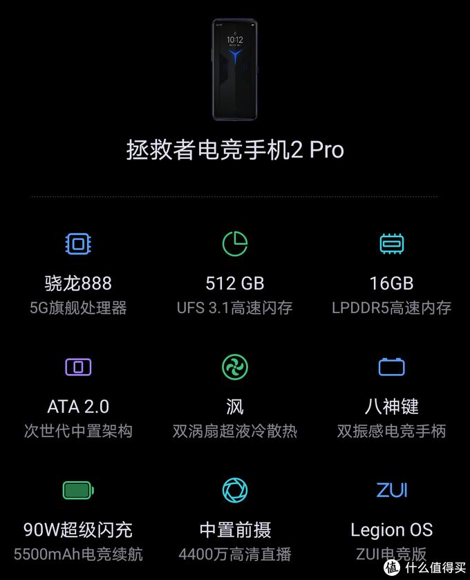 拯救者电竞手机2 Pro上手:电竞机皇,名不虚传!