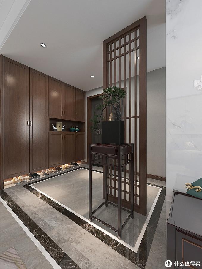 看了他家的新中式风格装修后,彻底被圈粉了,庄重儒雅又雅致舒适