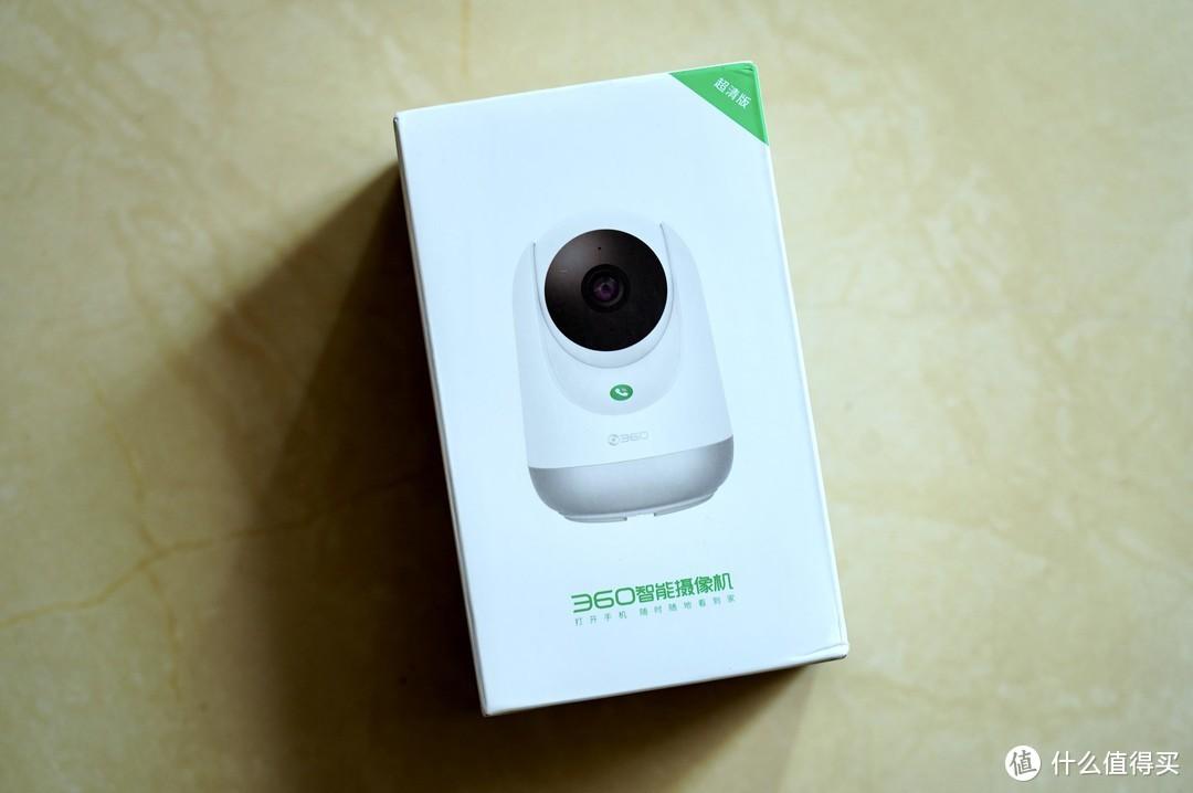 远程看娃好帮手!360智能摄像机云台7P超清版