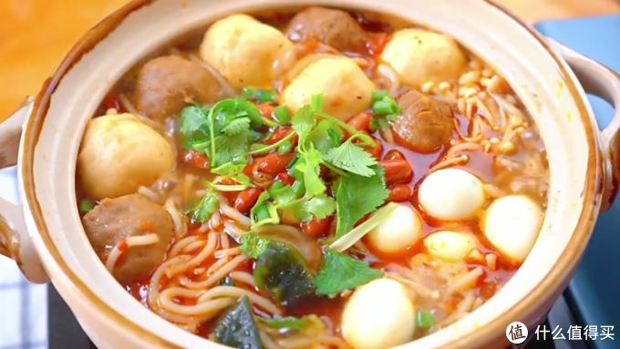 教你在家搞定砂锅米线,超好吃,做起来简单省事儿