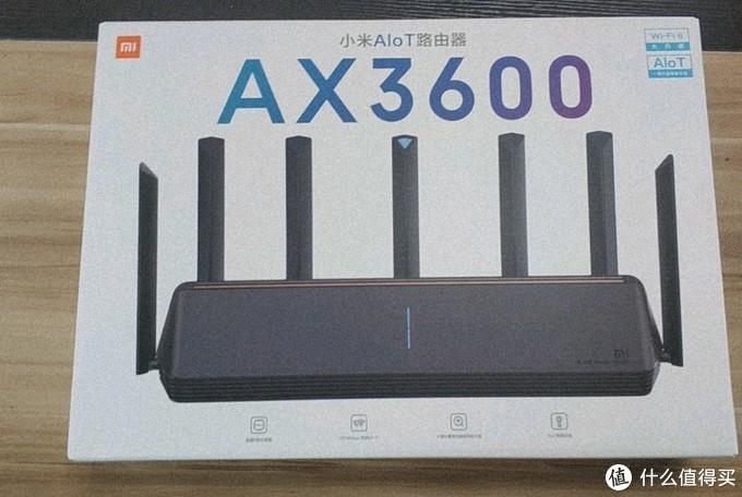 一款百元的千元路由器——小米AX6000