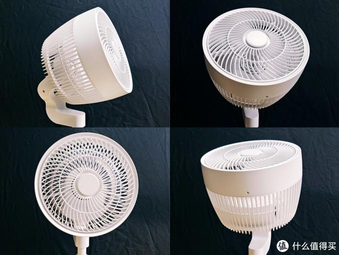 静音换气3D季风系统,舒乐氏空气循环电风扇