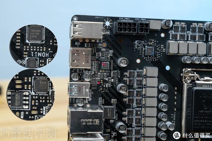 搭配11代or10代,这都是一块优秀的主板、微星B560M迫击炮WiFi主板 深度评测