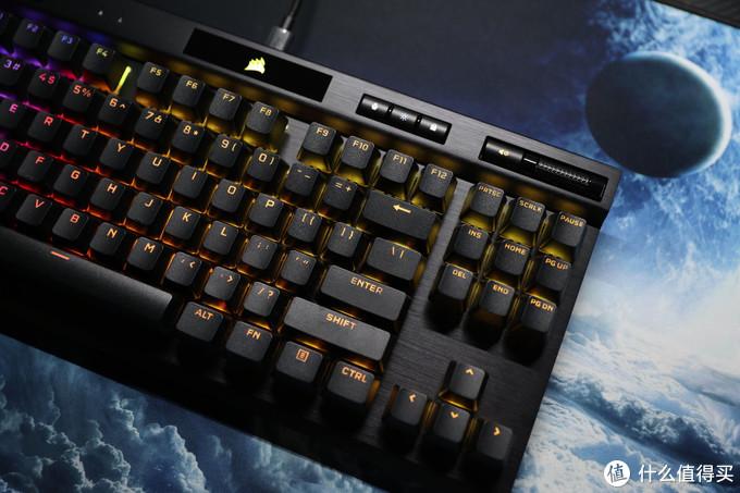 首发评测-海盗船K70 RGB TKL