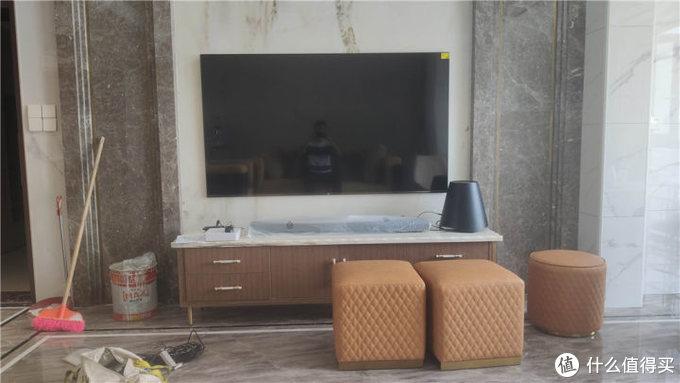 安装小米壁画电视,预留口没到位怎么办?