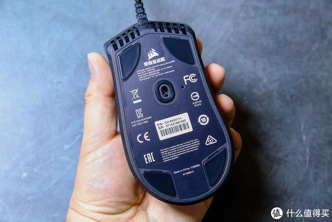 8000Hz轮询,74g非打孔轻量化,海盗船Sabre RGB Pro游戏鼠标首发体验