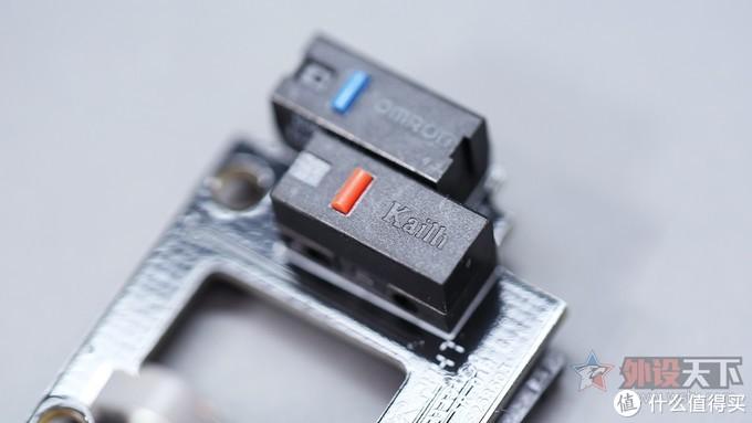 雷柏VT960屏显双模无线RGB游戏鼠标拆解简评