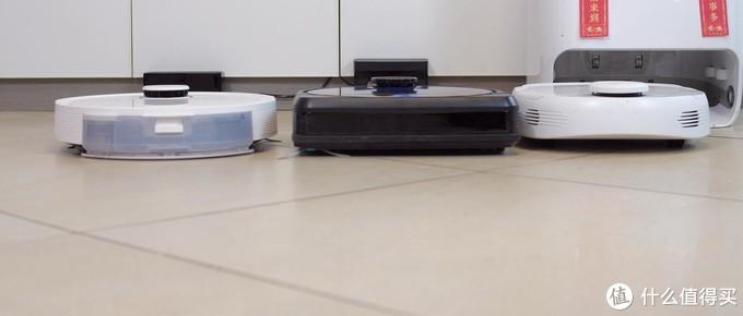 各有千秋还是互有高低?3款扫拖机器人使用感受分享