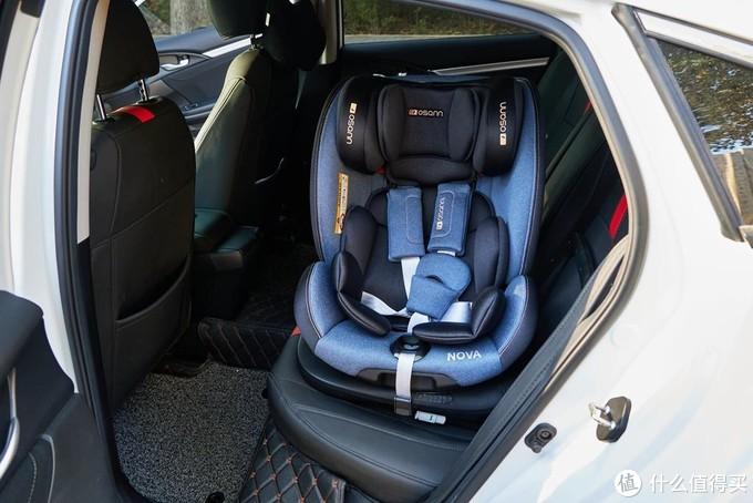 7千字总结:安全座椅的安全性刚在哪?附欧颂新款i-Size安全座椅NOVA实测晒单