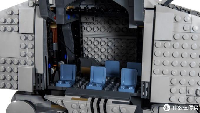 钢铁巨兽又来了:乐高星球大战 75288 AT-AT 步行机