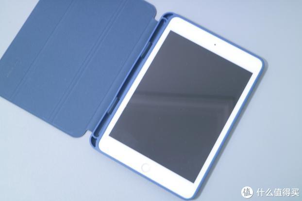 简约而不简单的亿色带笔槽ipad mini5保护套