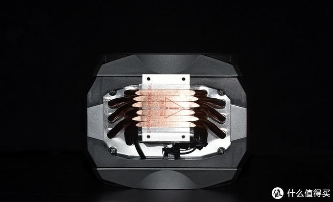 轻松驾驭英特尔11代 乔思伯CR-1100 六热管直触单塔风冷CPU机甲散热器 图赏