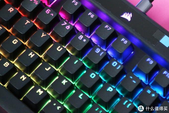 【2021新品】TKL终极奥义:海盗船K70 TKL 80%机械键盘开箱