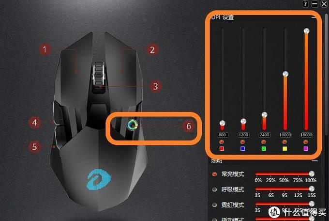 助我走上WCG冠军之路的王者利器-达尔优高阶游戏鼠标A970