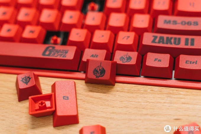 真男人才能驾驭的机械键盘——ikbc红扎古开箱