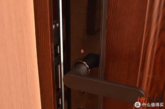 新升级,更好用 小米智能门锁1S优科技全面评测